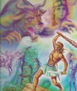 Гороскопы древнегреческой мифологии